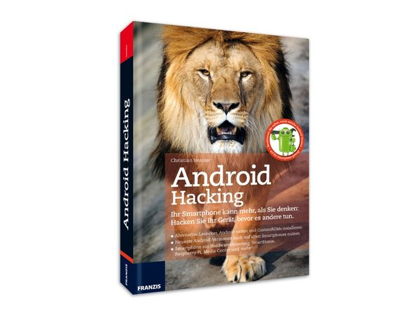 Buch Android Hacking - Produktbild 1