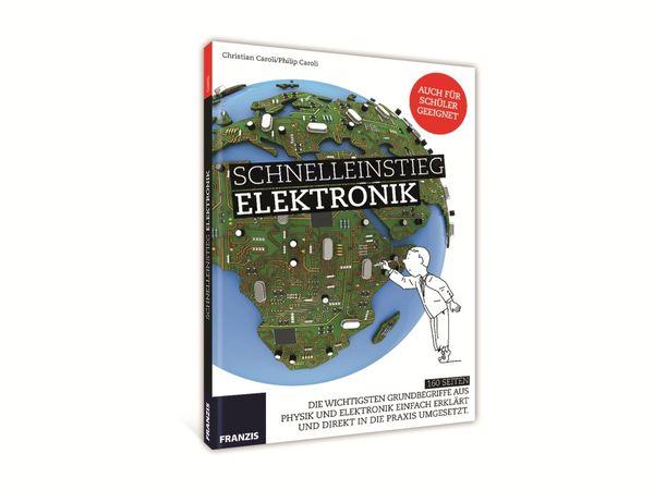 Buch Schnelleinstieg Elektronik - Produktbild 1