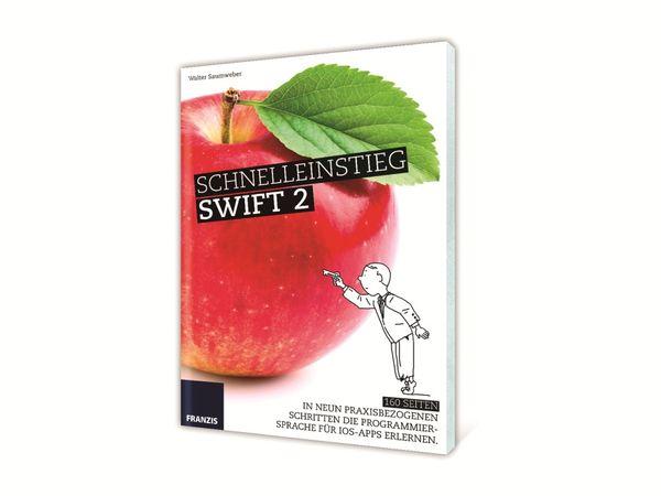 Buch Franzis Schnelleinstieg Swift 2 - Produktbild 2