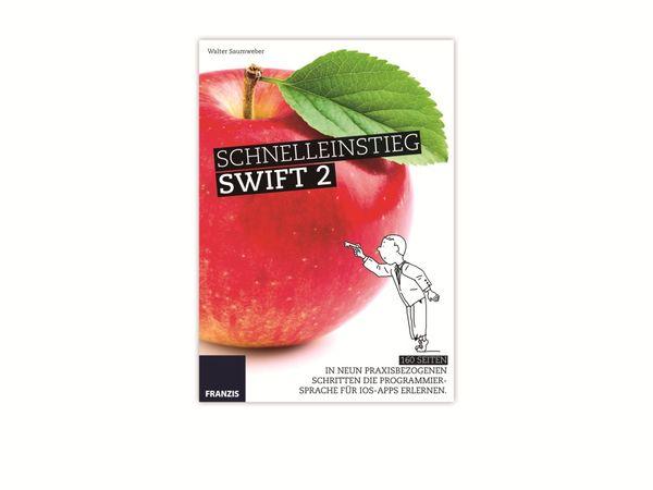 Buch Franzis Schnelleinstieg Swift 2 - Produktbild 3