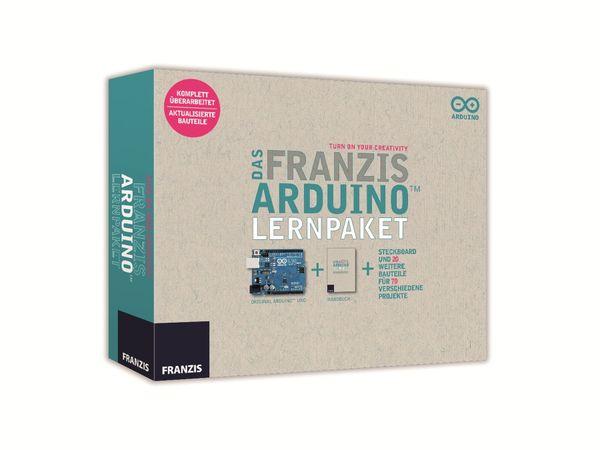 Das Franzis Arduino Lernpaket - Produktbild 1