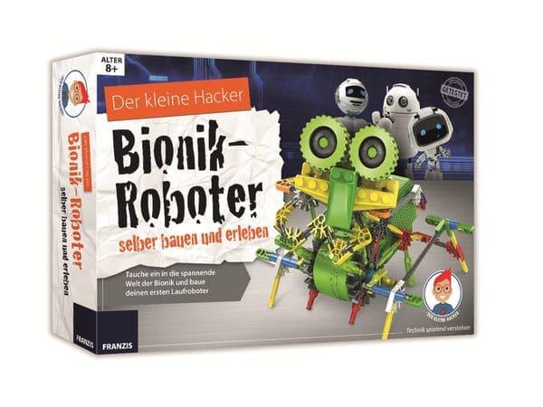 Lernpaket FRANZIS Der kleine Hacker: Bionik Roboter
