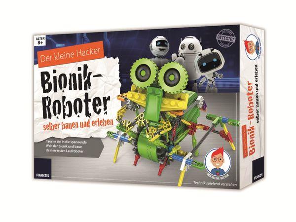 Lernpaket FRANZIS Der kleine Hacker: Bionik Roboter - Produktbild 2