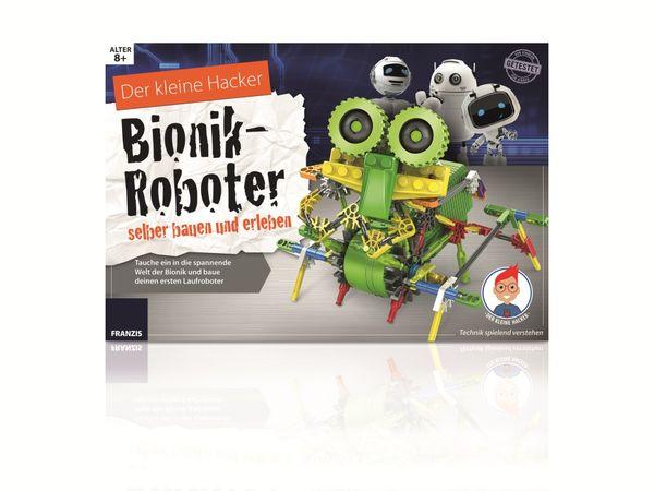 Lernpaket FRANZIS Der kleine Hacker: Bionik Roboter - Produktbild 3