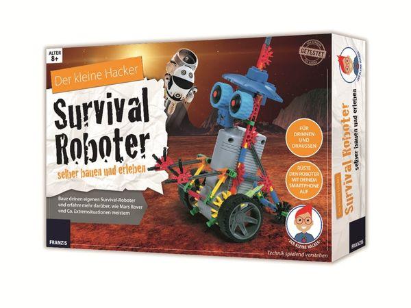 Lernpaket FRANZIS Der kleine Hacker: Survival Roboter - Produktbild 2