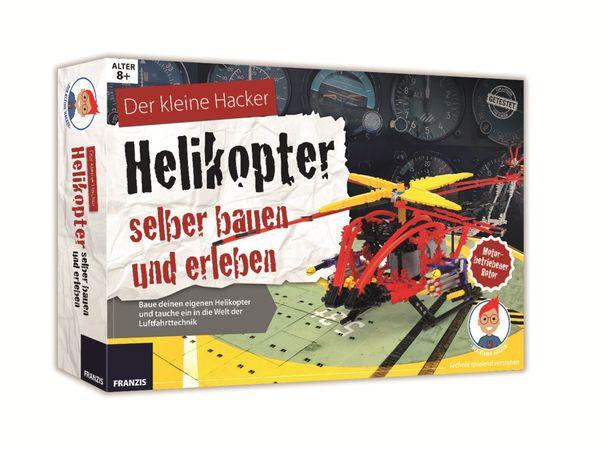Lernpaket FRANZIS Der kleine Hacker: Helikopter selber bauen - Produktbild 1