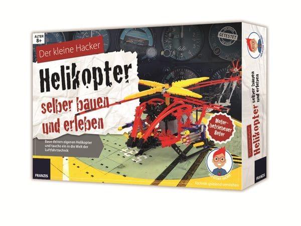 Lernpaket FRANZIS Der kleine Hacker: Helikopter selber bauen - Produktbild 2