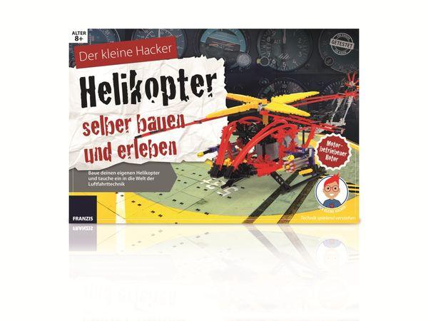 Lernpaket FRANZIS Der kleine Hacker: Helikopter selber bauen - Produktbild 3
