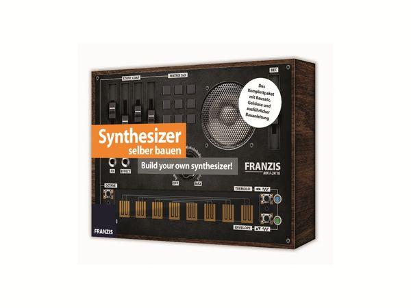 Lernpaket Synthesizer selber bauen - Produktbild 2