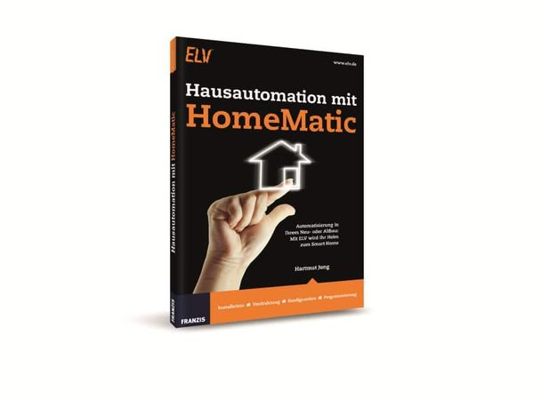 Buch Hausautomation mit HomeMatic