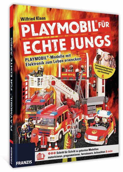Buch PLAYMOBIL für echte Jungs