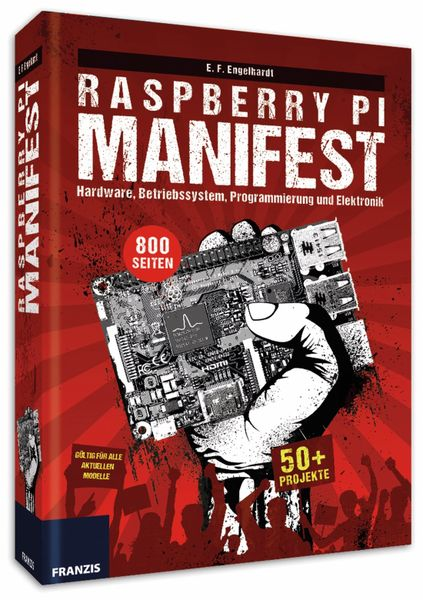 Buch Raspberry Pi Manifest