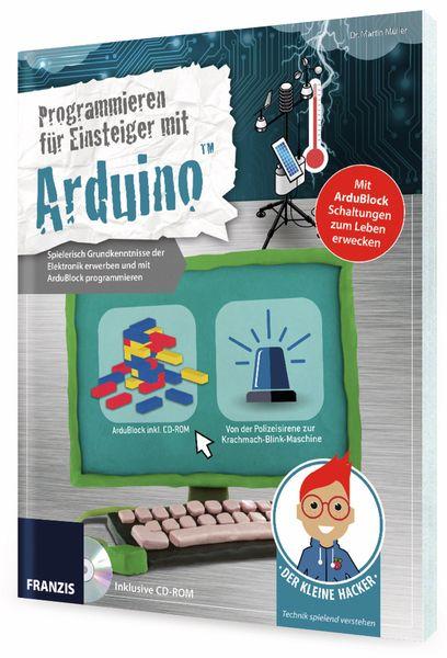 """Buch FRANZIS Der kleine Hacker """"Programmieren für Einsteiger mit Arduino - Produktbild 1"""