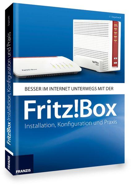 """Buch """"Fritz!Box"""" Franzis - Produktbild 1"""