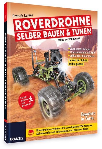 """Buch FRANZIS """"Roverdrohne selber bauen & tunen"""" - Produktbild 1"""