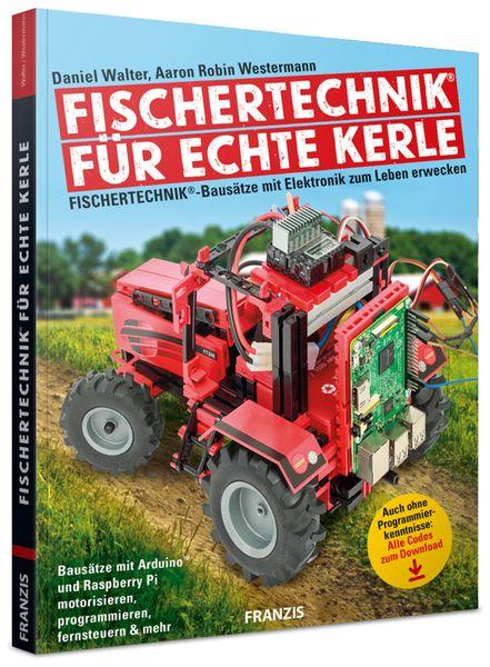 Buch FRANZIS Fischertechnik für echte Kerle - Produktbild 1