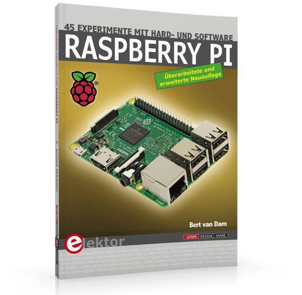 Buch Raspberry Pi Überarbeitete und erweiterte Neuauflage