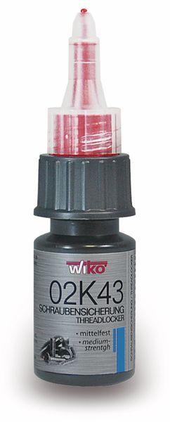 Schraubensicherung 02K43, 10 ml