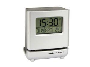 Uhr mit elektrischem Brieföffner - Produktbild 1