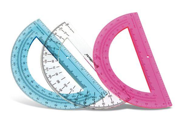 Halbkreis-Winkelmesser - Produktbild 2