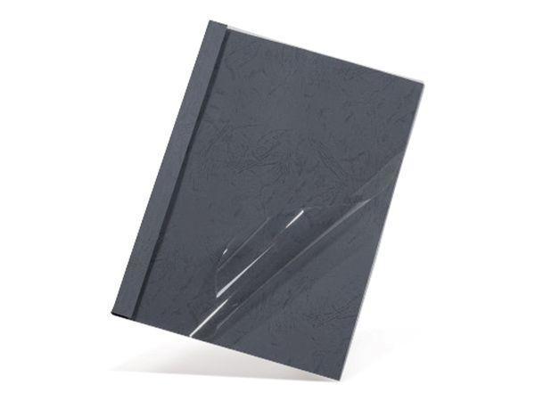 Thermobindemappen, DIN A4, 12 mm, 100 Stück, schwarz