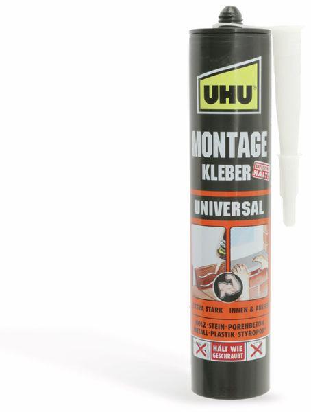 Montagekleber UHU UNIVERSAL 47805, weiß, 440 g
