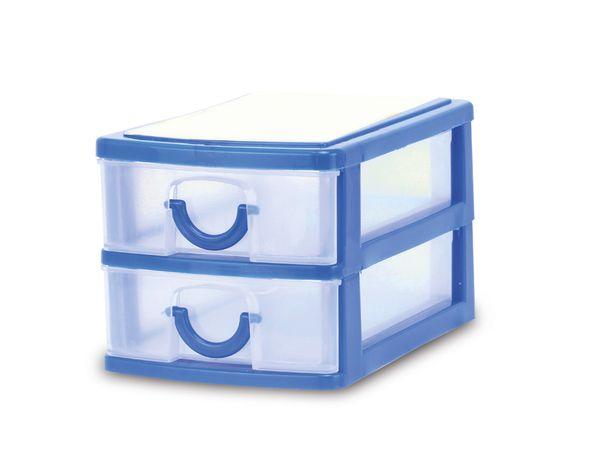 Schreibtisch-Organizer mit 2 Schubladen - Produktbild 2