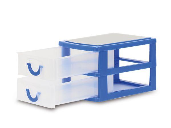 Schreibtisch-Organizer mit 2 Schubladen - Produktbild 3