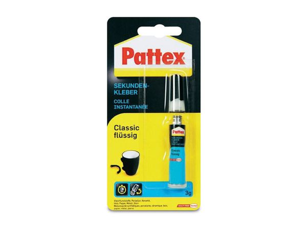 Sekundenkleber PATTEX Classic PSK1C