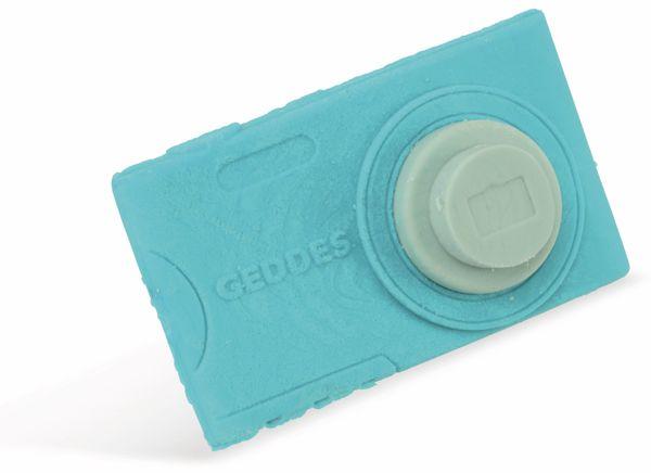Radiergummi Kamera, blau - Produktbild 1