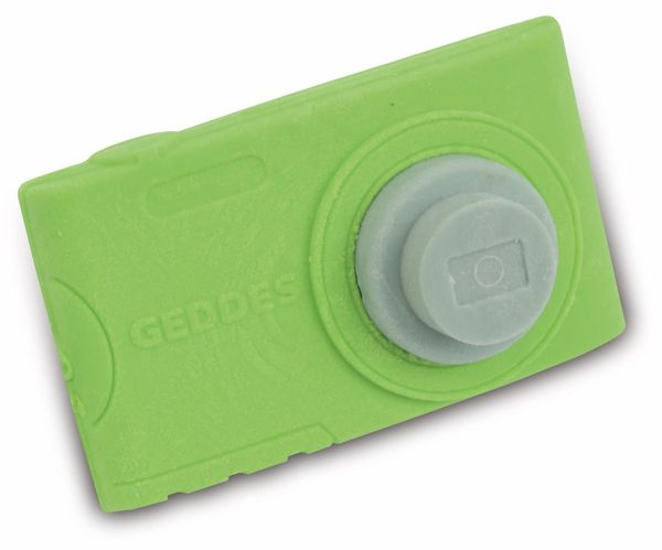 Radiergummi Kamera, grün - Produktbild 1