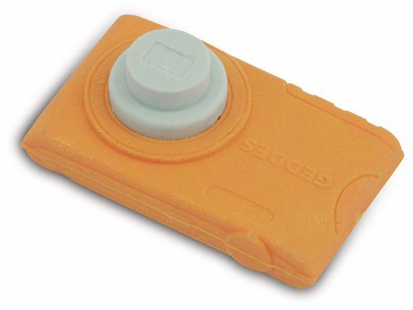 Radiergummi Kamera, orange - Produktbild 2