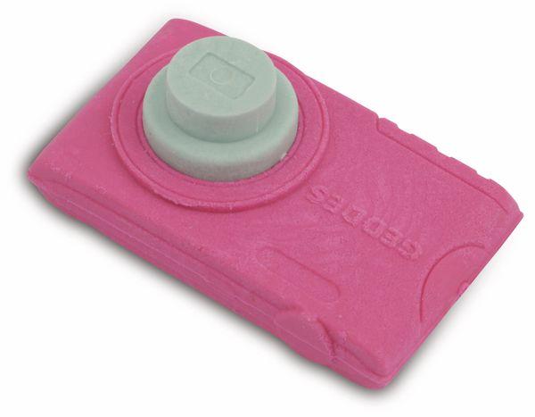Radiergummi Kamera, pink - Produktbild 2