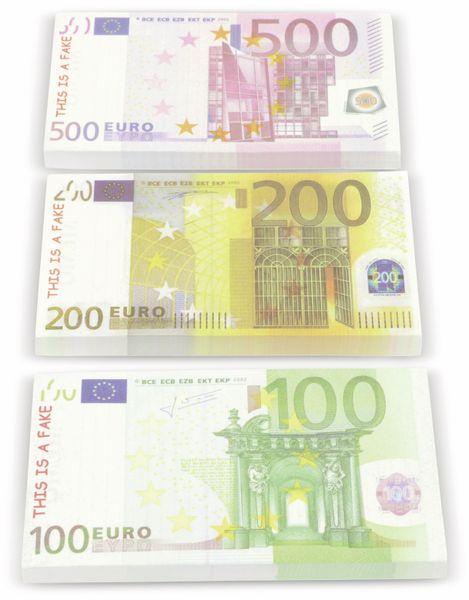 Notizblock TOPWRITE, verschiedene Euro Noten - Produktbild 2