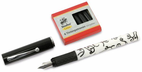 Füller STAUFEN Linea 91781, 6 Patronen - Produktbild 1