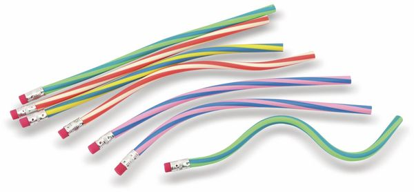 Bleistifte-Set TOPWRITE, flexibel - Produktbild 1