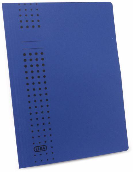 Eckspanner-Mappe ELBA, blau - Produktbild 1