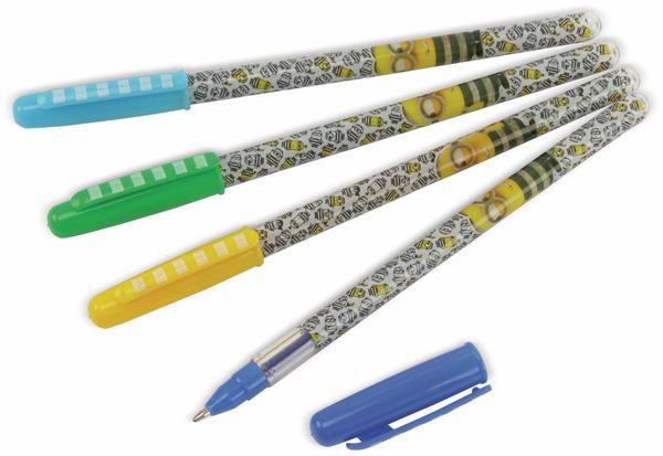 Gelstifte-Set MINIONS, 4-teilig - Produktbild 1