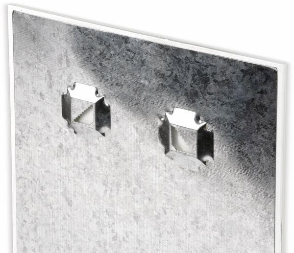 Glasmagnetboard HAMA, 20x40 cm, weiß - Produktbild 3