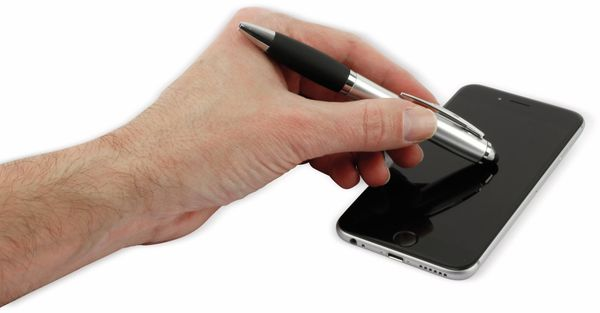 Kugelschreiber-Set mit Touch Pen - Produktbild 2