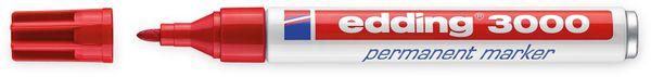 EDDING, 4-3000002, e-3000 permanent marker rot