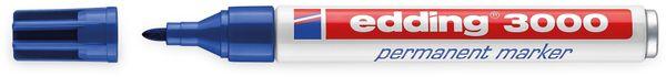 EDDING, 4-3000003, e-3000 permanent marker blau