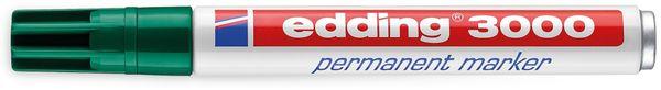 EDDING, 4-3000004, e-3000 permanent marker grün - Produktbild 2