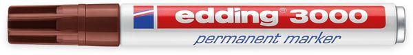 EDDING, 4-3000007, e-3000 permanent marker braun - Produktbild 2