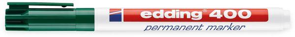 EDDING, 4-400004, e-400 permanent marker grün - Produktbild 2