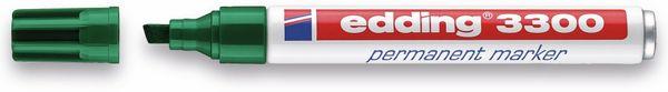 Permanent-Marker EDDING, e-3300, grün - Produktbild 2