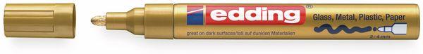 Paint-Marker, EDDING, e-750 CR, gold - Produktbild 2