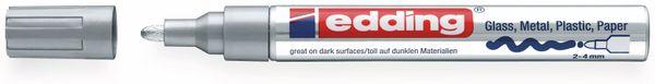 Paint-Marker, EDDING, e-750 CR, silber
