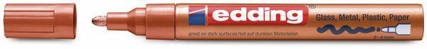 Paint-Marker, EDDING, e-750 CR, kupfer - Produktbild 2