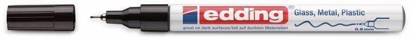 Paint-Marker, EDDING, e-780 CR, schwarz - Produktbild 2